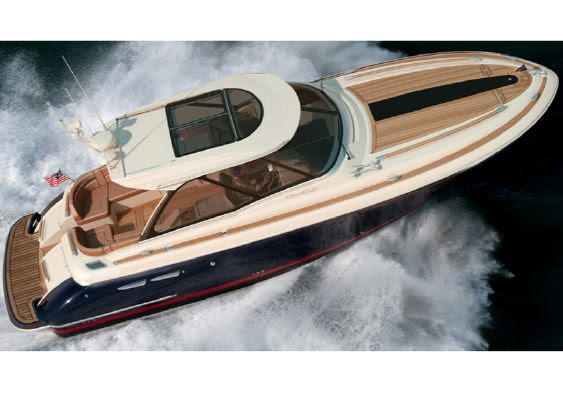 "2014 CHRIS-CRAFT CORSAIR 36 HARD TOP ""BELLISSIMA"""