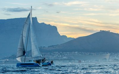 Balance 526 Rescues Sailors from Sinking Vessel