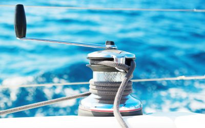 AC POWER FROM INVERTERS FOR CATAMARANS