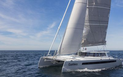BALANCE CATAMARANS IS BORN:  A BOLD MOVE IN A CHALLENGING MARKET