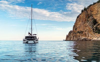 CAT PEOPLE:  LIVING THE CRUISING LIFE ON TWO HULLS