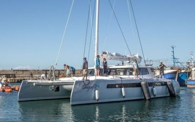 """Balance 526 """"Dragonfly"""" is Launched and on Her Way Home"""