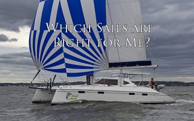 Which Sails Are Right For Me?