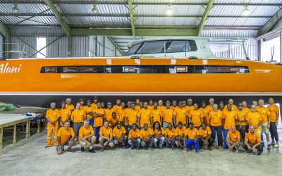 """Balance 526 """"Alani"""" Launches in South Africa"""